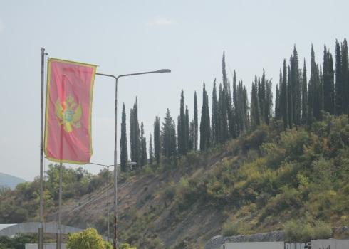 Fronteira Croacia - Montenegro