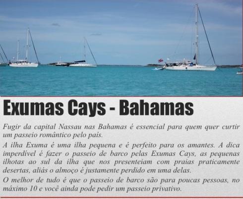 Exumas Cays - Bahamas
